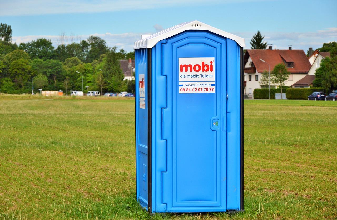 Pojízdná toaleta