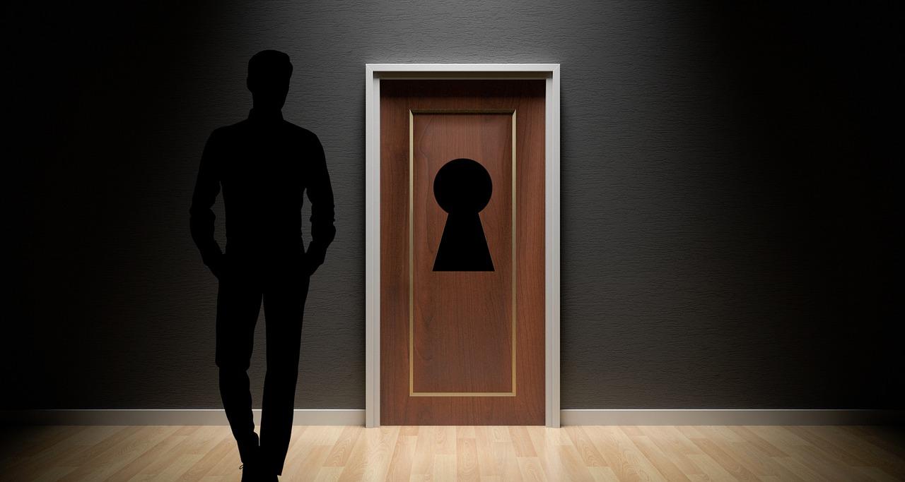 Zamčená místnost