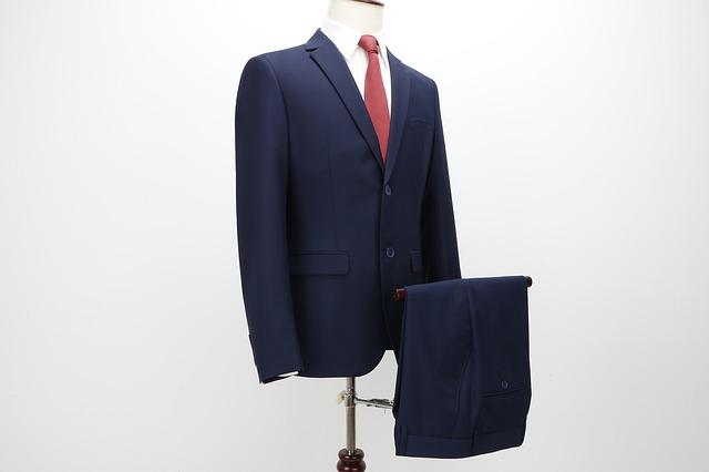 pánský oblek