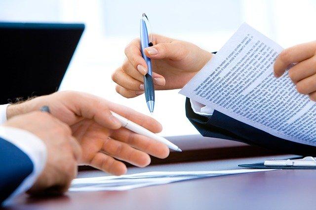 smlouva k podpisu